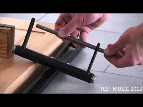 TEST MUSIC Hauptwerk - Montaggio update panca semiregolabile organo in kit