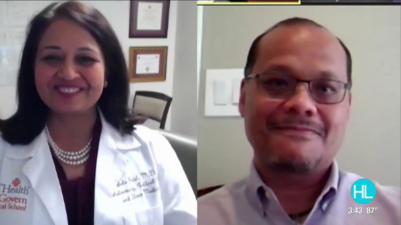 KPRC - Houston Life - Post-COVID-19 care clinic