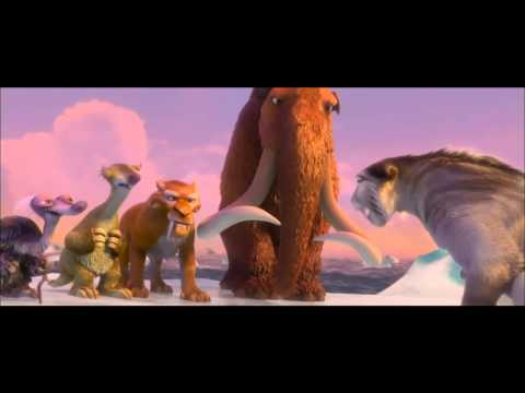 Ice Age 4: Continental Drift - Saving Shira clip