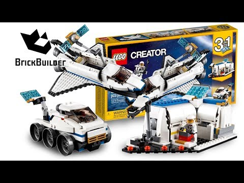 lego space shuttle speed build - photo #20