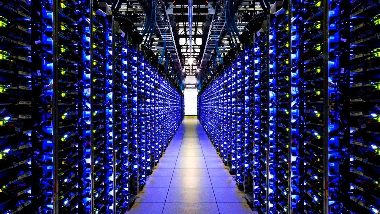 Inside The World's Largest Data Center