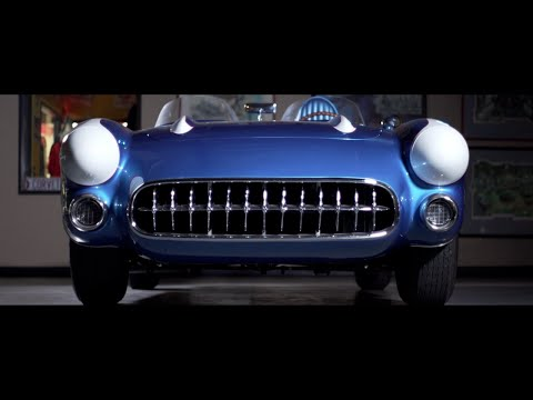 1956 Chevrolet Corvette SR-2: Million-Dollar Baby