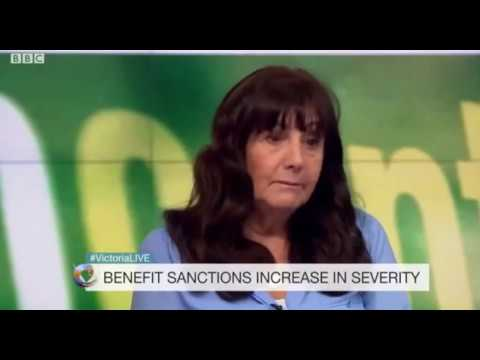 benefit Sanctions. Tory Heartless Bastard