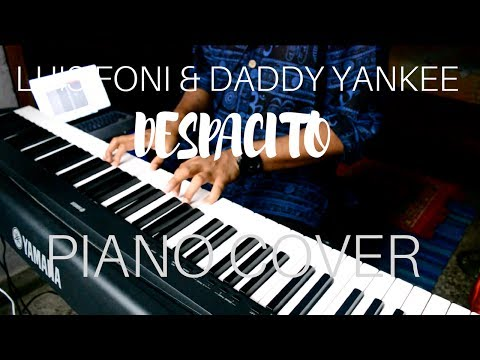 Luis Fonsi - Despacito ft. Daddy Yankee (EPIC PIANO COVER)