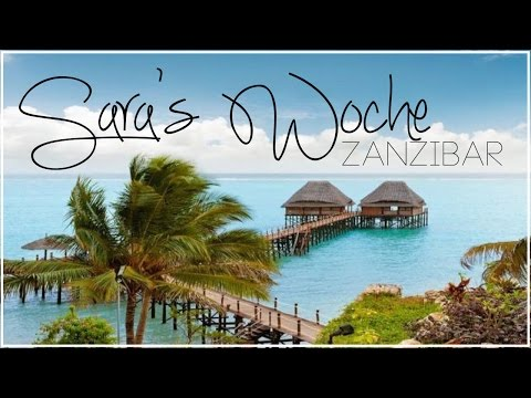 Sara's Woche - Zanzibar Reise mit Vichy & La Roche-Posay