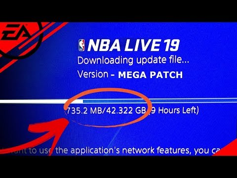 NBA Live 19 Is Doing BIGGER And BETTER Patch Updates Than NBA 2K