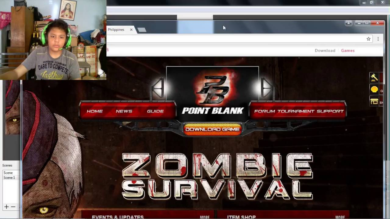 How to download and Register Garena PH Point Black [HELPFUL]