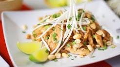 Rezept: Pad Thai selber machen (Thailändische gebratene Nudeln)