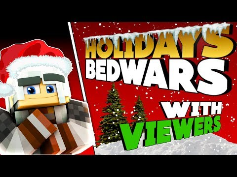 Playing Bedwars with Viewers   Cookie for Sub
