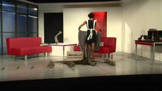 "Salzburger Landestheater: Trailer ""Pterodactylus"""