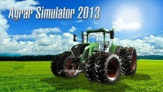 Agricultural Simulator 2013 Gameplay (PC HD)