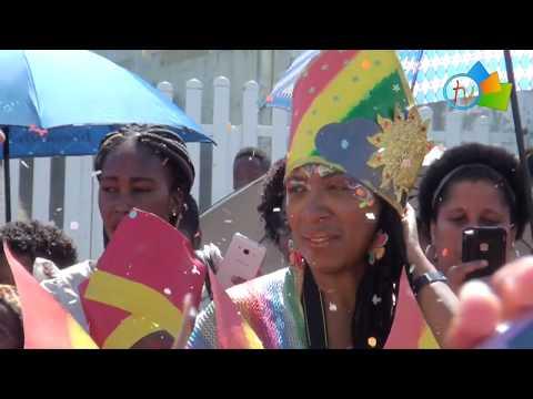 Carnaval 2019 : Parade des écoles du Lorrain