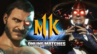 Uh...Raiden Is Pretty Awesome: Raiden - MK11 Online Ranked Matches