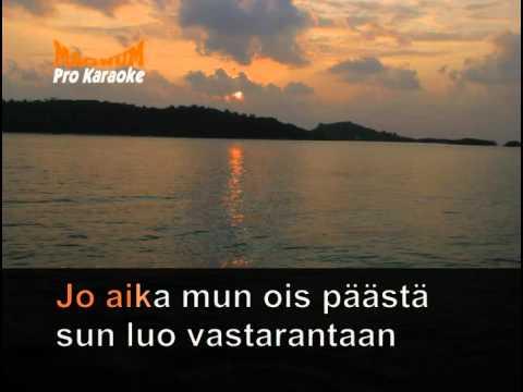 Magnum Karaoke-Lautturi