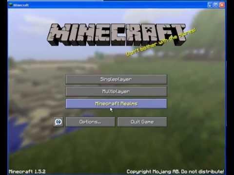 minecraft realms... c'est quoi ?? - YouTube