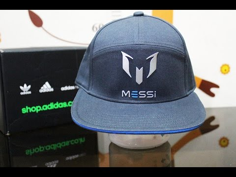 KIDS  ADIDAS MESSI CAP - YouTube 91594a29160