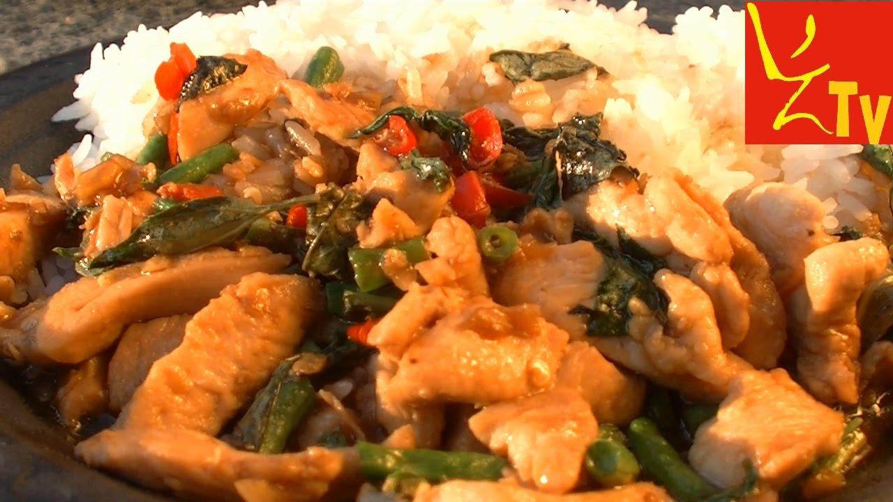 Wywiad z kucharzem - kuchnia tajska