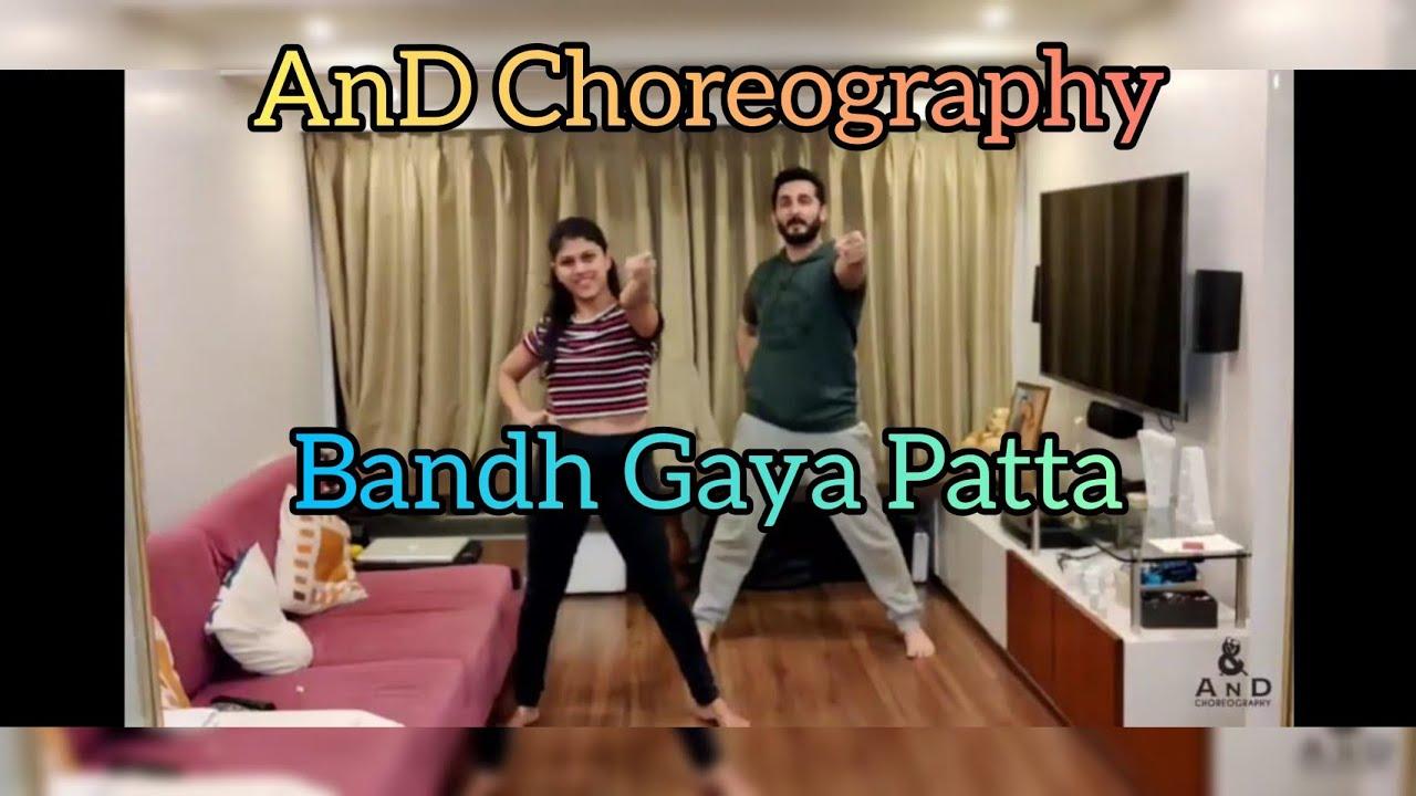 Bandh gaya pata- AnD Choreography II Performance Video