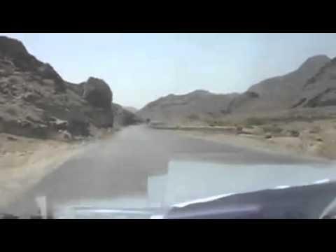 Waheed Baloch (Noshki Quetta) Waheed Sajan Travel in car