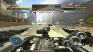 Full Auto Xbox 360 Gameplay - God bless Full Auto!