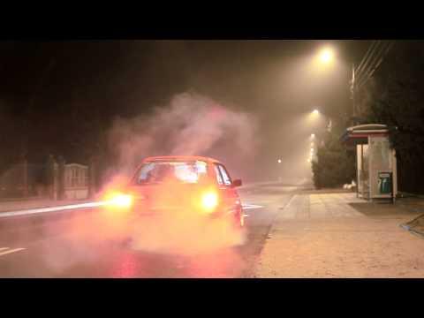 Subaru JUSTY 1.0 - RWD !!! Drift Drifting - Daily Car - Strzelecki Video