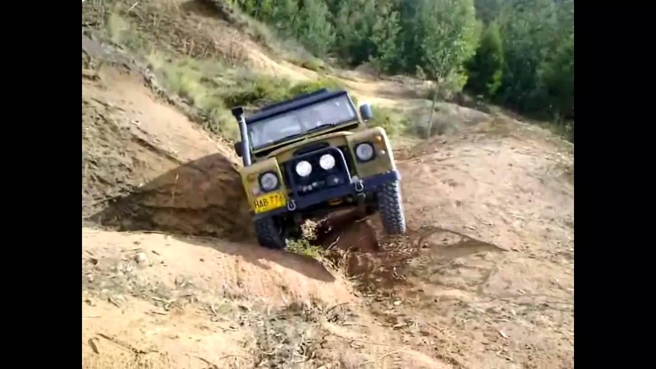 land rover aventura 4x4 - youtube