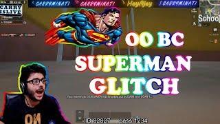 Superman glitch | carryminati | highlights