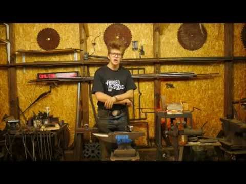 The Alec Steele Show Ep:4 Forging a Heart Hook
