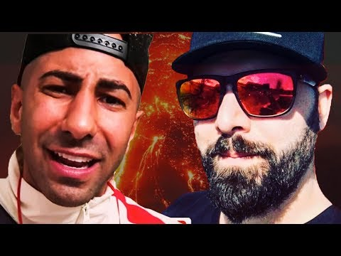 Fousey and Keemstar argue LIVE on No Jumper!