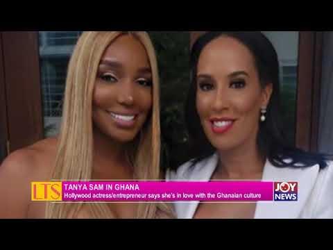 Let's Talk Showbiz with IB Ben Baako  on JoyNews (22-7-21)