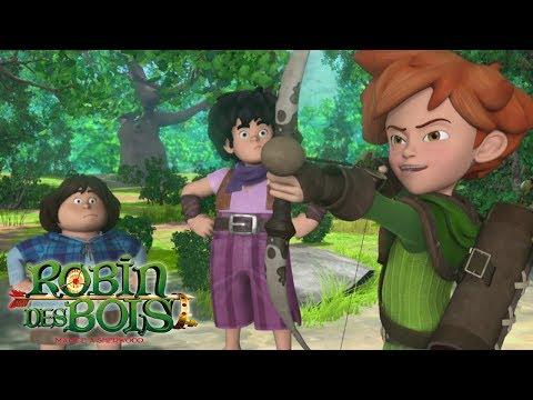 ROBIN DES BOIS - La ballade de Robin