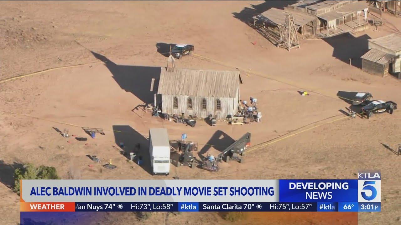 Download Prop gun Alec Baldwin discharged in fatal shooting had previous misfires: Crew member