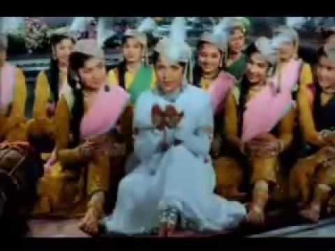 Mughal-E-Azam-(1960) -Teri Mehfil Mein. from YouTube · Duration:  4 minutes 54 seconds