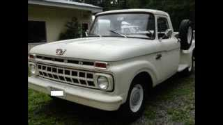 1965 Ford F100 Truck - AM Radio Repair by Randy's Cycle Service @ rcycle.com