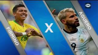 BRASIL X ARGENTINA - QUEM TEM O MELHOR TIME? O Debate Final compara