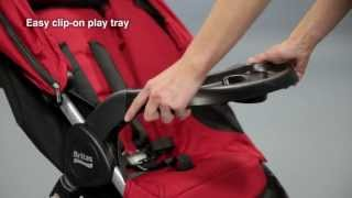 Britax B-Motion 4 - прогулянкова коляска (Бритакс Бі-Моушн)
