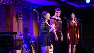 "From Scratch Productions' Songs About Love at 54 Below: ""When He Sees Me"""