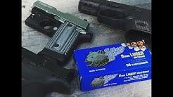 9x19mm, 115gr FMJ, SIlver Bear, Steel Case, Velocity Test