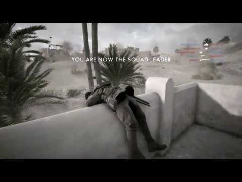Battlefield 1 Suez map Gameplay