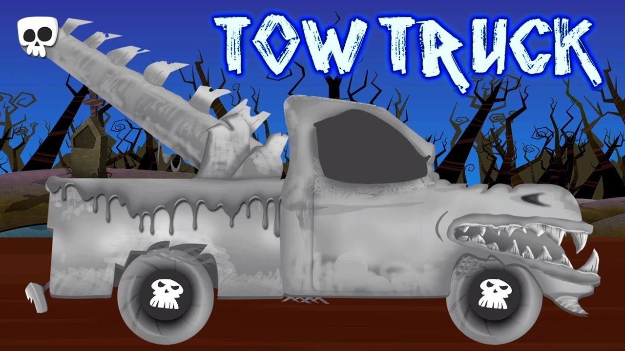 Kids Channel Indonesia | truk derek | mainan untuk anak-anak | Lagu Anak | Tow Truck For Kids