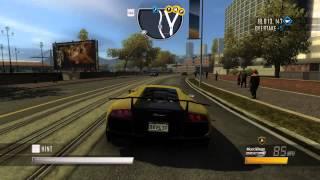 Driver: San Francisco - Lamborghini Murcielago LP670 4 SV (2009)
