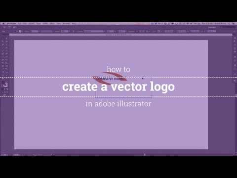 How to Make a Vector Logo in Illustrator