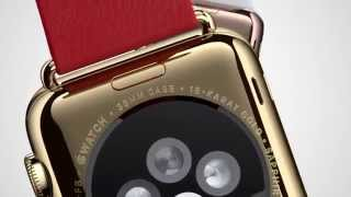 Реклама Apple Watch - часы эпл