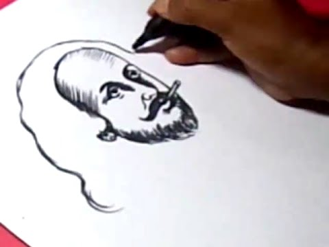 WILLIAM SHAKESPEARE DRAWING for KIDS part1