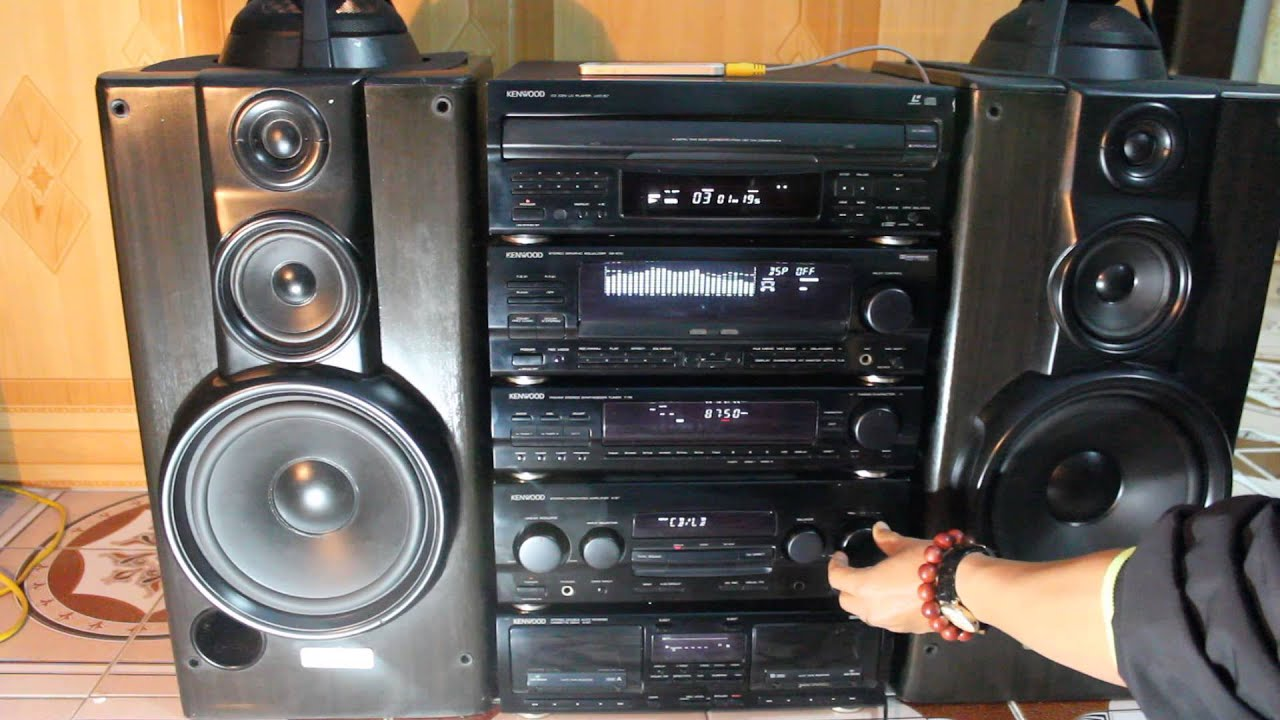 Kenwood A97  YouTube