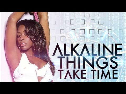 Alkaline - Things Take Time (Raw) [Black List Riddim] September 2014