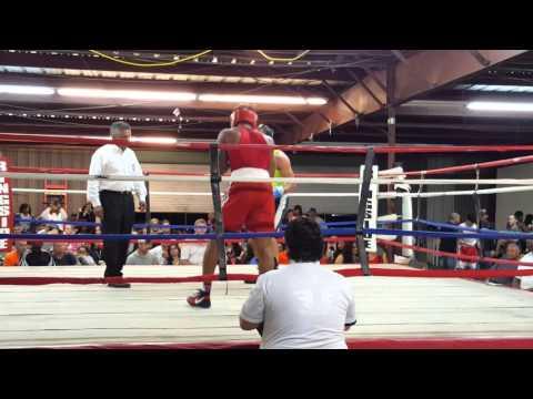 Austin Williams wins fight April vs Alexis Gathen part 2 April 2016