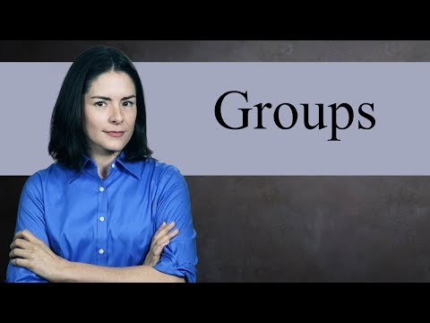 Group Definition (expanded) - Abstract Algebra