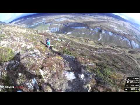 Flims Crap Sogn Gion Enduro Stage | Lines