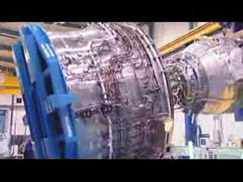 Rolls Royce Trent 1000 Manufacture